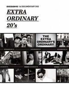 BIGBANG 1st DOCUMENTARY DVD<extraordinary,20's>
