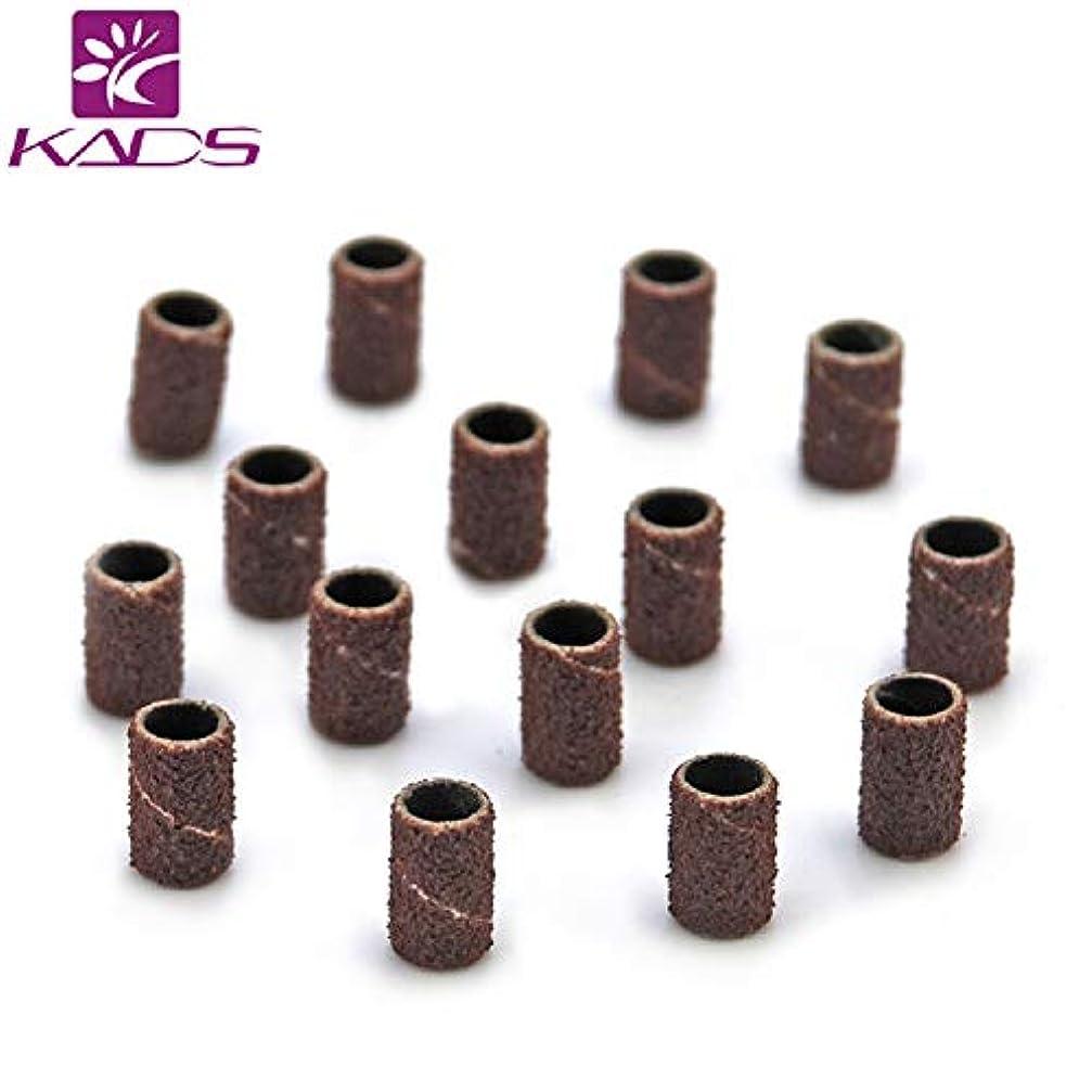 パパアウター敬の念KADS高品質サンディングバンド 150個入り ドラムサンダーセット 全5サイズ 研削、研磨 回転工具用
