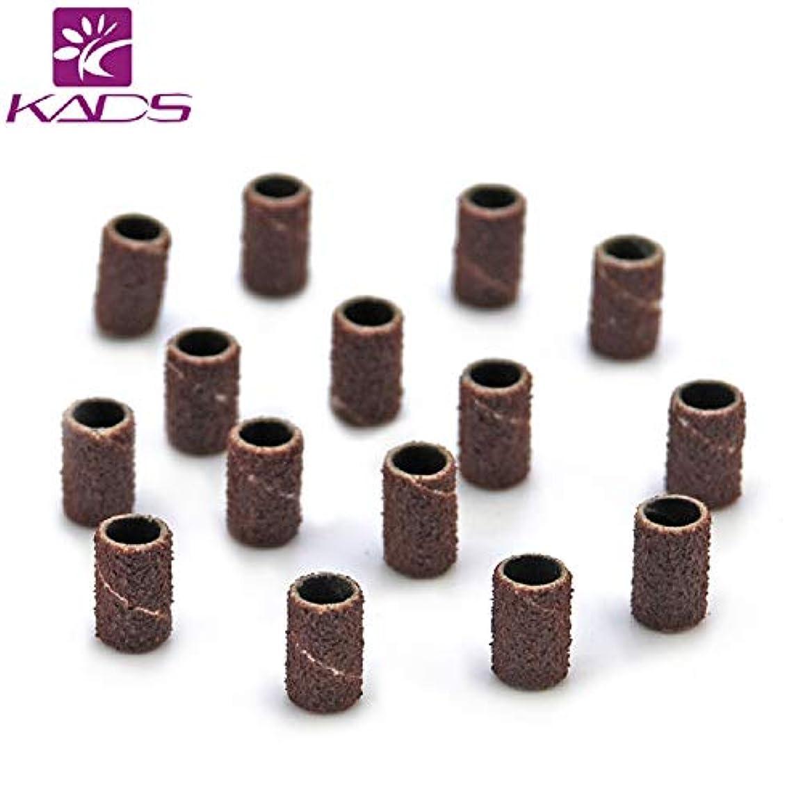 正当なビジター基礎KADS高品質サンディングバンド 150個入り ドラムサンダーセット 全5サイズ 研削、研磨 回転工具用