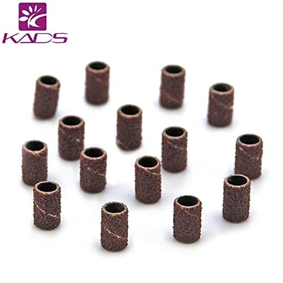一時解雇する重量八KADS高品質サンディングバンド 150個入り ドラムサンダーセット 全5サイズ 研削、研磨 回転工具用