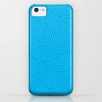 Society6-Matt BorchertのDark Waves iPhone&iPodケース