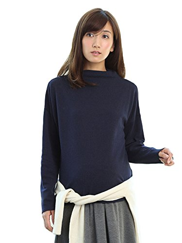 [해외]Angeliebe 엔제리베 수유 입으있는 벌집 니트 병목 풀오버/Angeliebe Angelive with harvest mouth Honeycomb knit bottle neck pullover