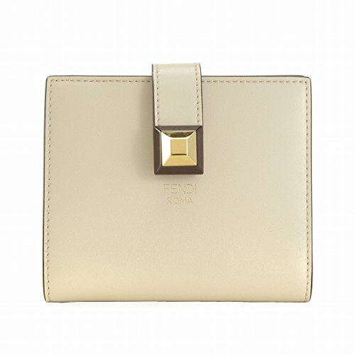FENDI(フェンディ) RAINBOW SMALL ミニ財布 二つ折り財布 8M0386 SWD F11RJ [並行輸入品]