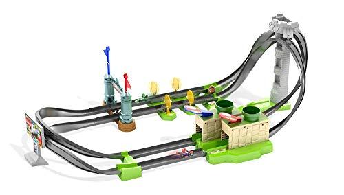 ホットウィール マリオサーキット ライト トラックセット GHK15