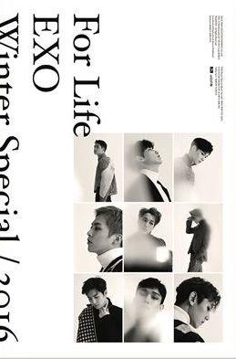 初回限定版 EXO For Life Winter Special Album 2016 2CD (数量限定ミニフォト冊子&2017カレンダー&イベントコード付)( 韓国盤 )(初回限定特典6点)(韓メディアSHOP限定)の詳細を見る