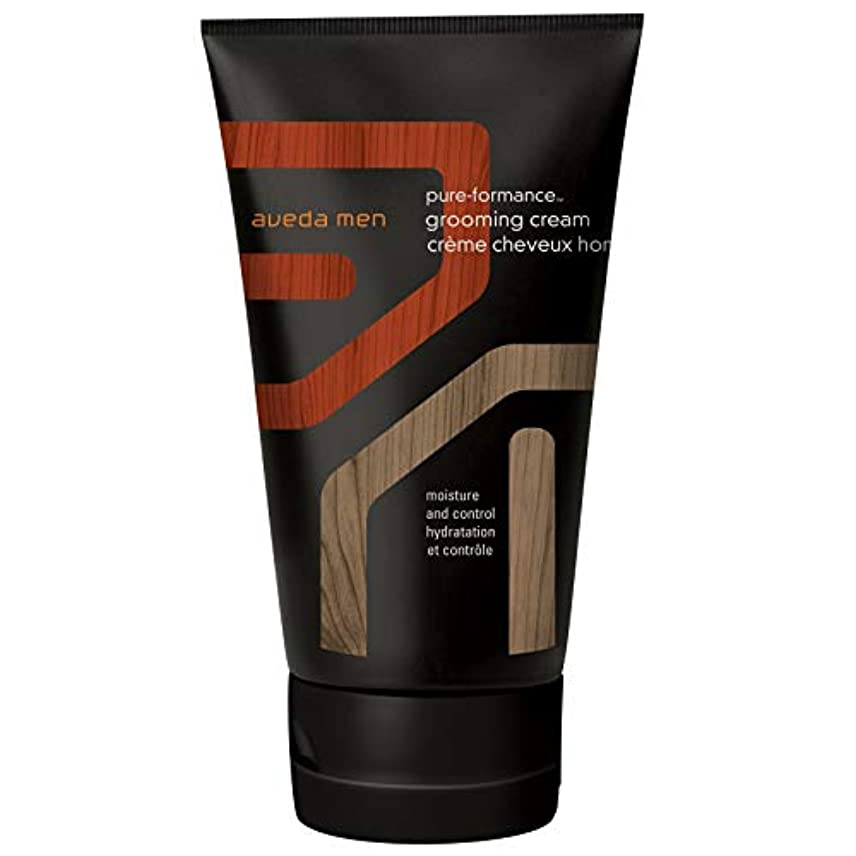 アルファベット盲信中古[AVEDA] アヴェダ男性の純粋な-Formanceグルーミングクリーム125ミリリットル - Aveda Men Pure-Formance Grooming Cream 125ml [並行輸入品]
