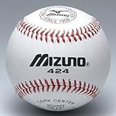 ミズノ 野球 高校硬式ボール(練習球)ミズノ(2OH-42400)1ダース