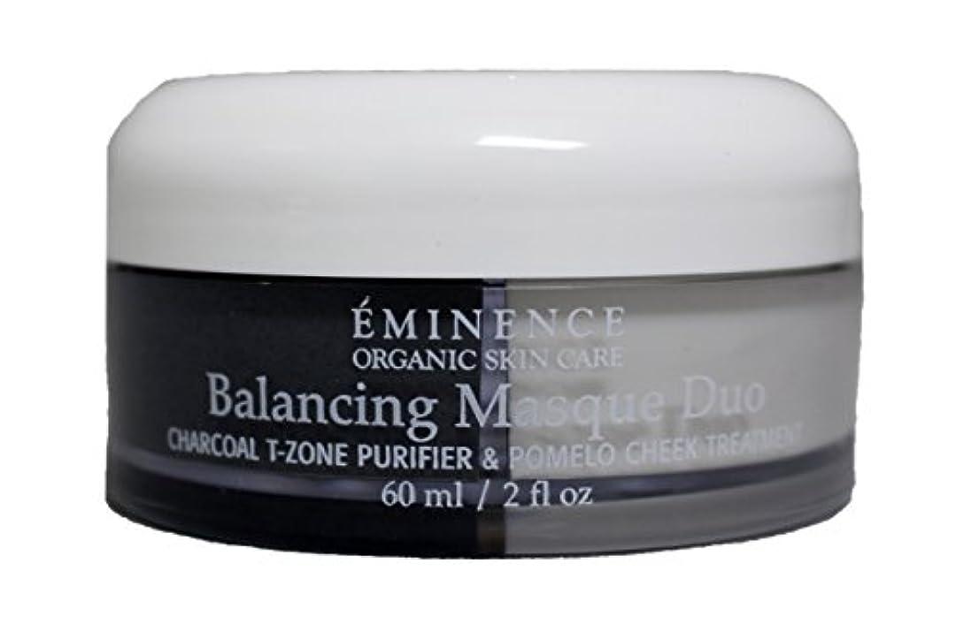 写真定刻恐怖症エミネンス Balancing Masque Duo (T-Zone & Cheek) 60ml/2oz並行輸入品