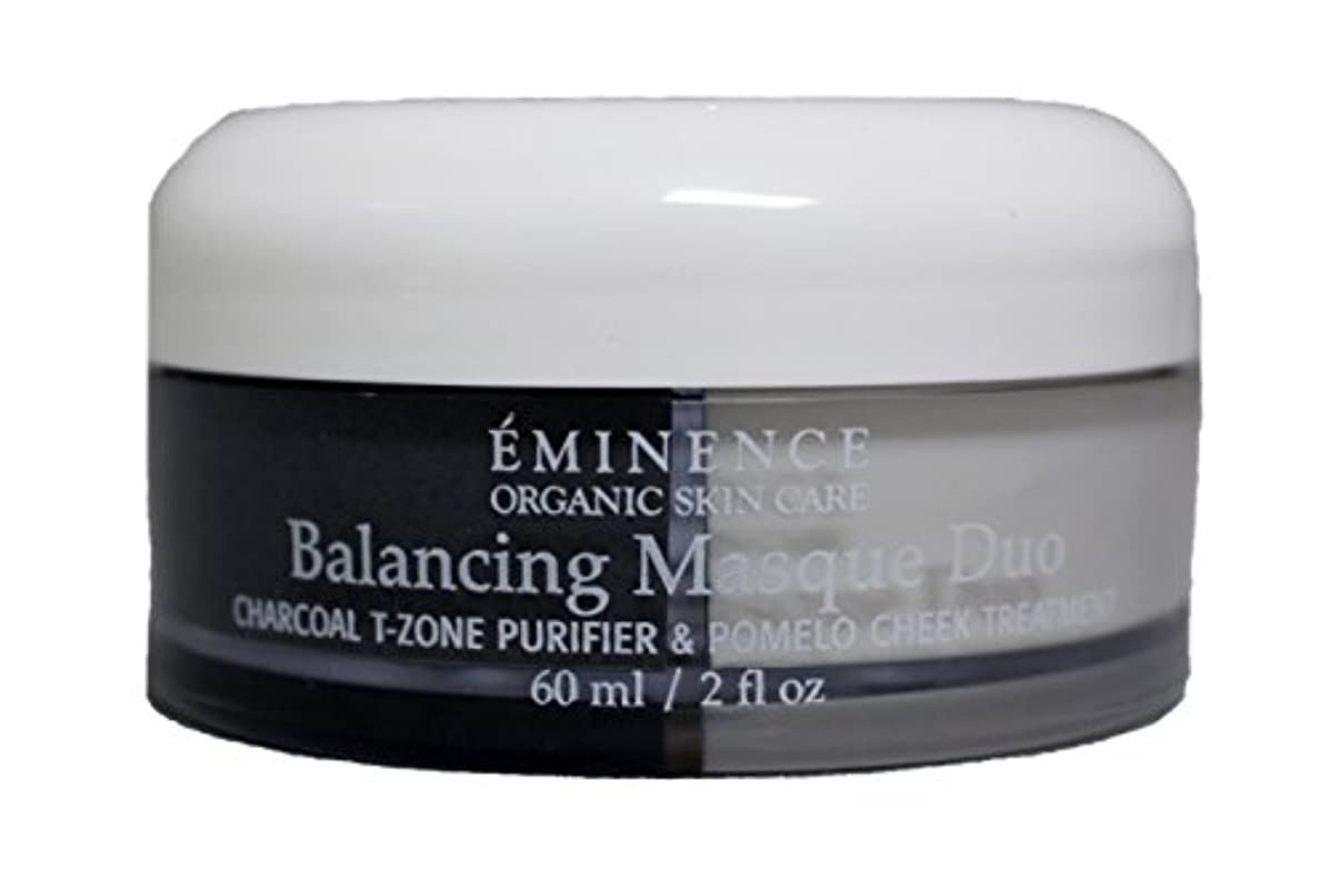 無実印をつける一貫したエミネンス Balancing Masque Duo (T-Zone & Cheek) 60ml/2oz並行輸入品