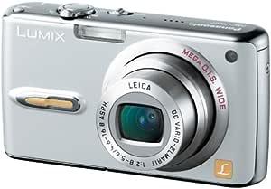 パナソニック デジタルカメラ LUMIX FX07 シルキーシルバー DMC-FX07-S