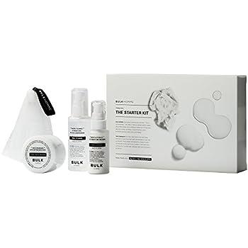 バルクオム THE STARTER KIT(スターターキット)洗顔&化粧水&乳液&ミニバブルネット