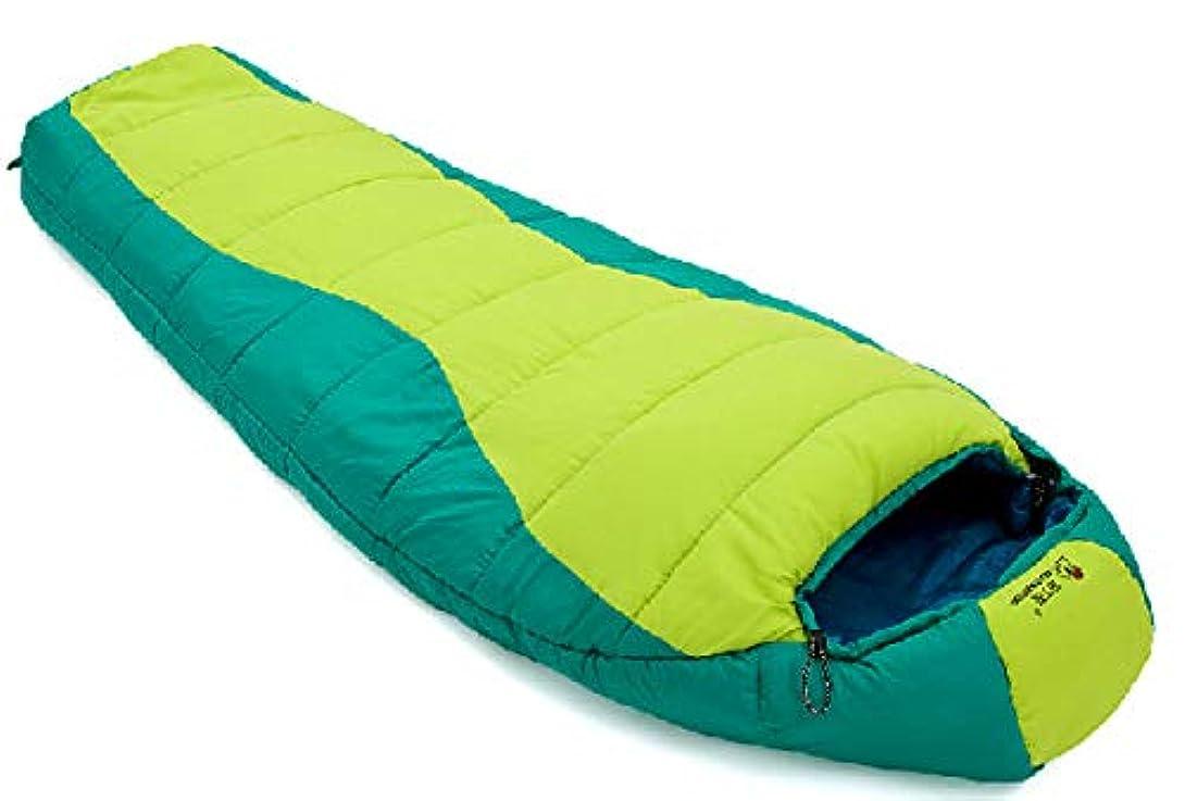 蜂考え断言する寝袋、フォーシーズンズユニバーサルキャンプキャンプは品質寝袋暖かい大人を保つために寝袋