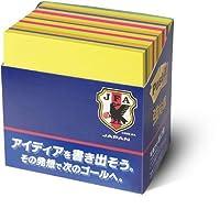 スリーエム ポストイット強粘着ノートサッカー日本代表 654-5SSAN-IP-J 00253060 【まとめ買い3個セット】