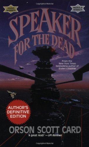 Download Speaker for the Dead (Ender Wiggin Saga) 0812550757