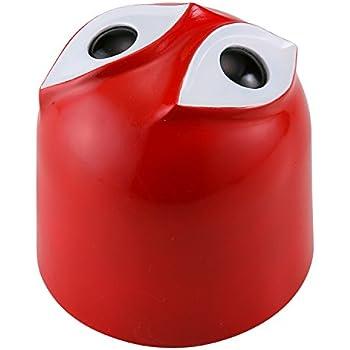 ソフビトイボックス017A 坐ることを拒否する椅子(赤) ノンスケール ソフトビニール製 塗装済み 完成品