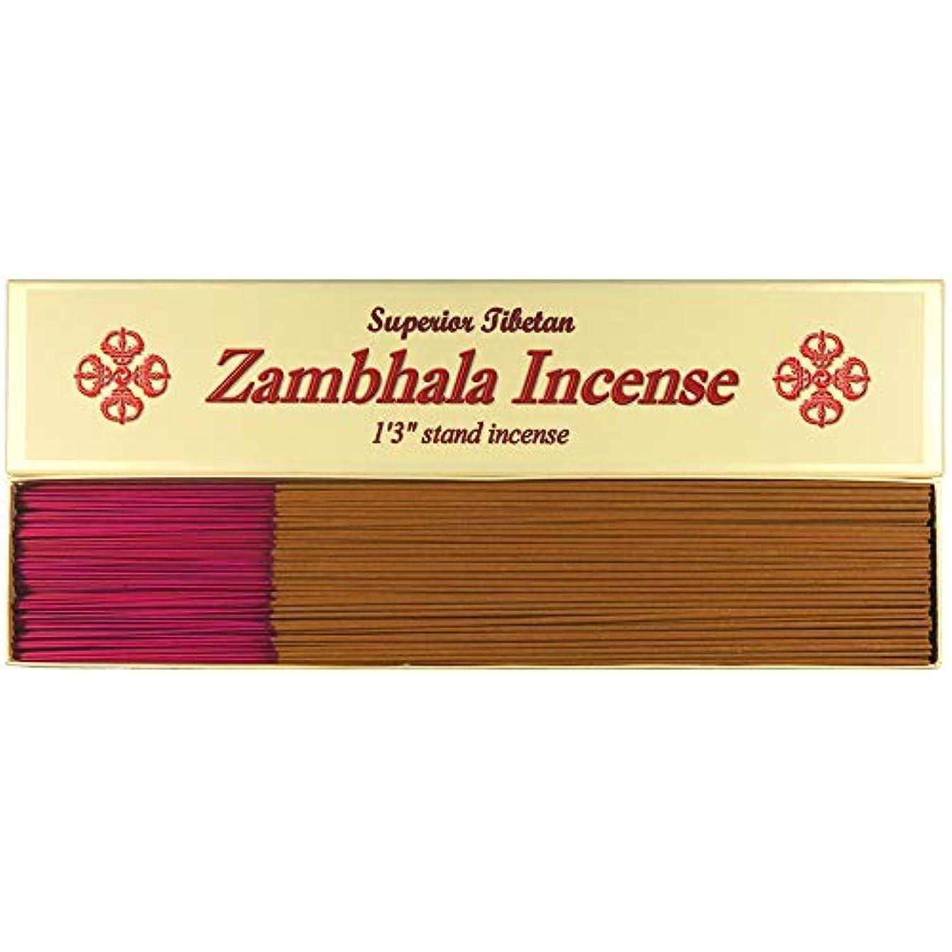 復活する金曜日アマチュアZambhala Incense – 1 ' 3