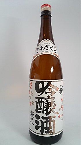 桜花 吟醸酒 瓶 1.8L