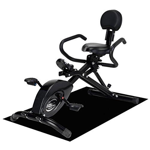 ALINCO 3WAYバイク ブラック 健康器具