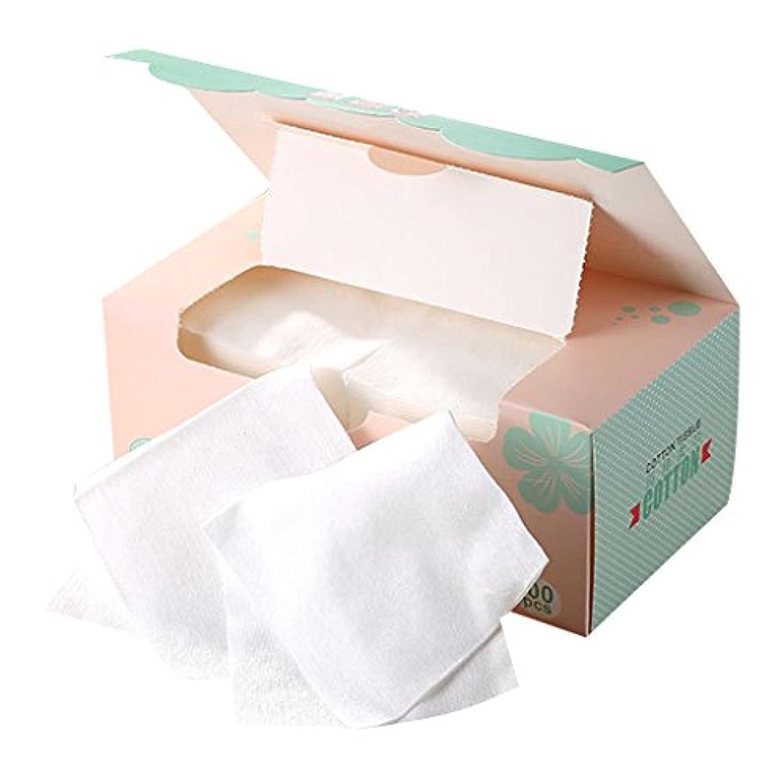 必要条件オーバーコート過敏なKesoto 顔用タオル 使い捨て フェイスタオル メイクリムーバー