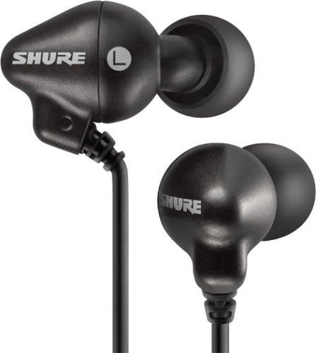SHURE E2CN-J ヘッドフォン(ブラック)