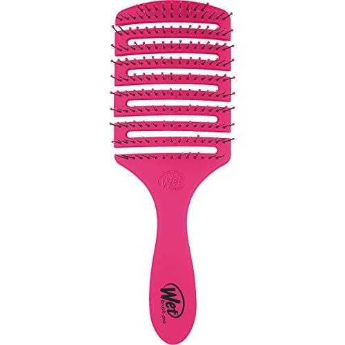 ウエットブラシ ウエットブラシ ウェットブラシ プロ フレックスドライパドル ピンクの画像