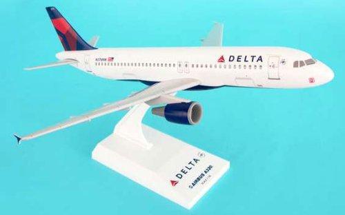 1: 150 スカイマークス Delta Air Lines エアバス 320 New 2007 Colors (並行輸入)