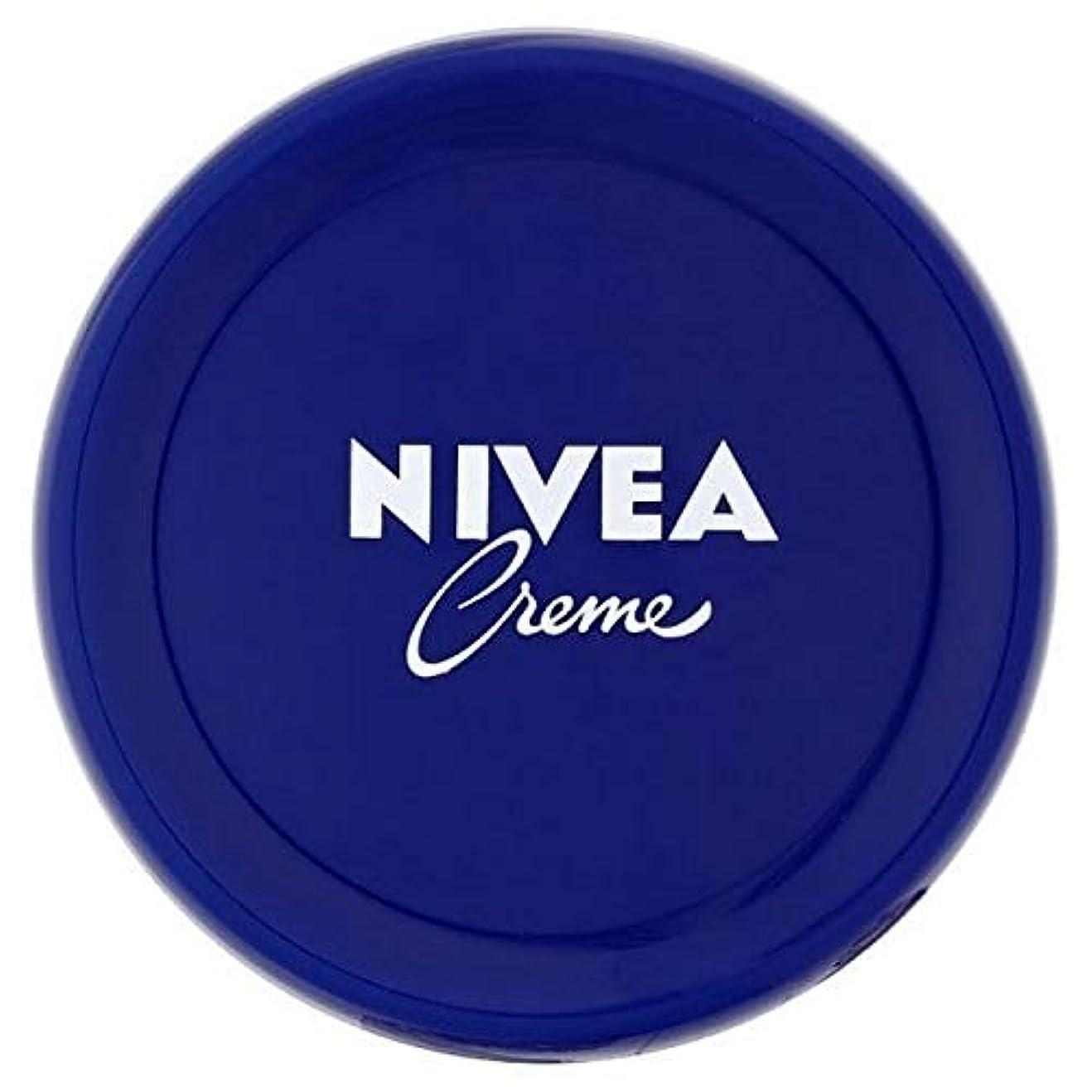 徒歩で死んでいる命令[Nivea ] ニベアクリーム万能ボディクリーム、200ミリリットル - NIVEA Creme All Purpose Body Cream, 200ml [並行輸入品]
