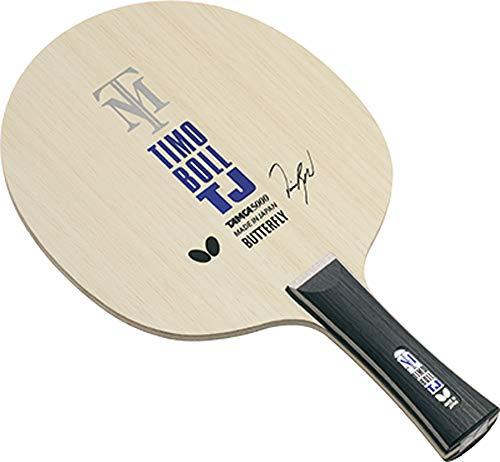 バタフライ(Butterfly) 卓球 ラケット ティモボル TJ シェークハンド 攻撃用 特殊素材入り キッズ(10~13歳) 上級者向け フレア ラージボール対応可 36941