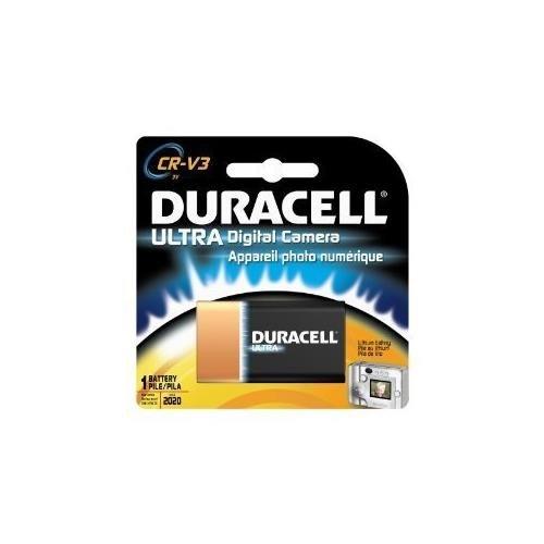 DuracellフォトバッテリーUltraリチウム3Vリチ...