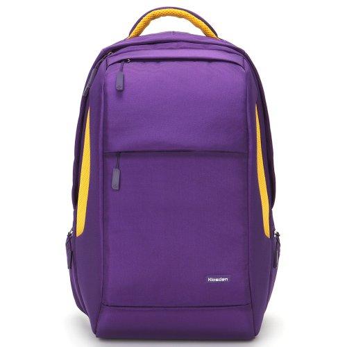 Spigen 【Back Pack】クラスデン バック パック リュック バッグ ** 15インチ ノートPC 収納可能 ** 【国内正規品】 (バイオレット 【SGP08416】)