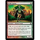 Magic: the Gathering - Wild Cantor - Guildpact by Wizards of the Coast [並行輸入品]