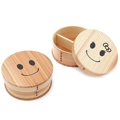 日本の伝統工芸品をもっと身近に。笑顔がかわいい曲げわっぱのお弁当箱
