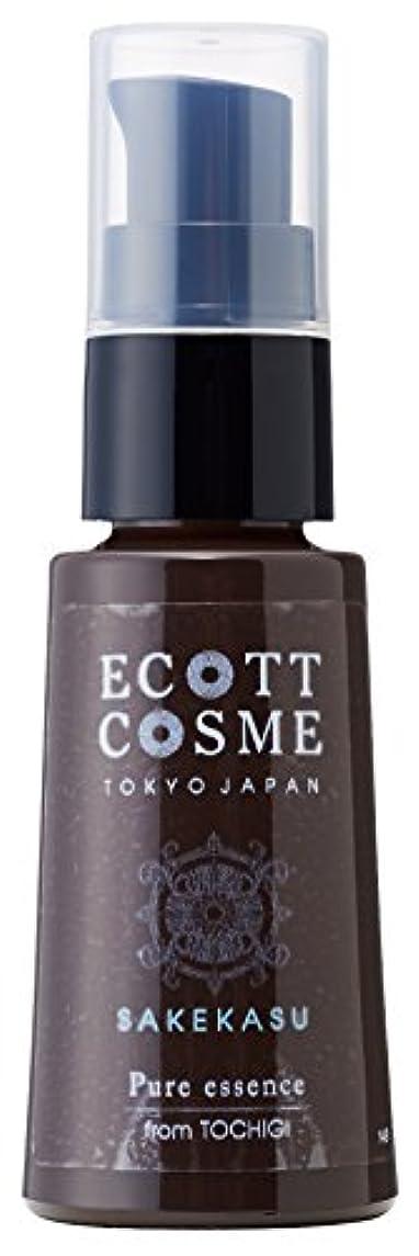 エコットコスメ オーガニック ピュアエッセンス(しっとり) 酒粕?栃木県