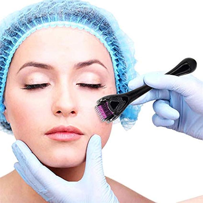 カフェテリア式ステーキナーシングオー スキンケア脱毛治療のペンのためのDRS 540ダーマローラー0.2 / 0.25 / 0.3ミリメートル針チタンMezoroller博士ペンマシン