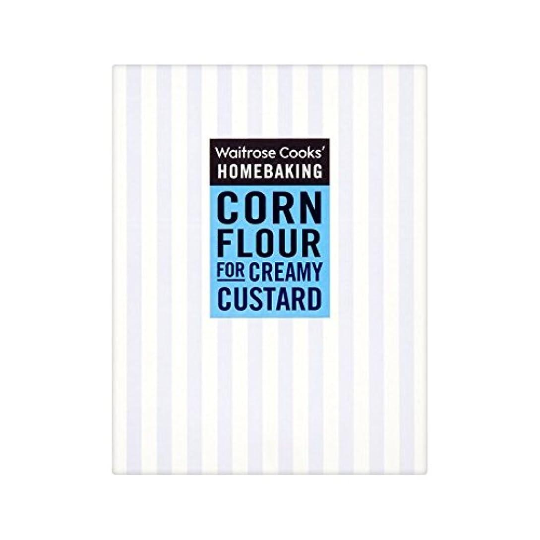 静けさ規定イブニングコー??ンフラワーのウェイトローズの250グラム (Cooks' Ingredients) (x 4) - Cooks' Ingredients Cornflour Waitrose 250g (Pack of 4)