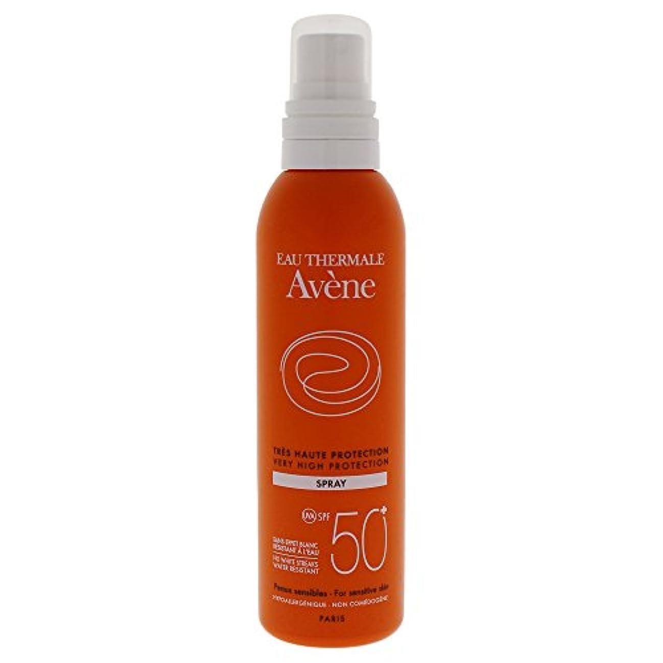 タック焦がすおじさんAvene Sunscreen Spray 50+ 200ml