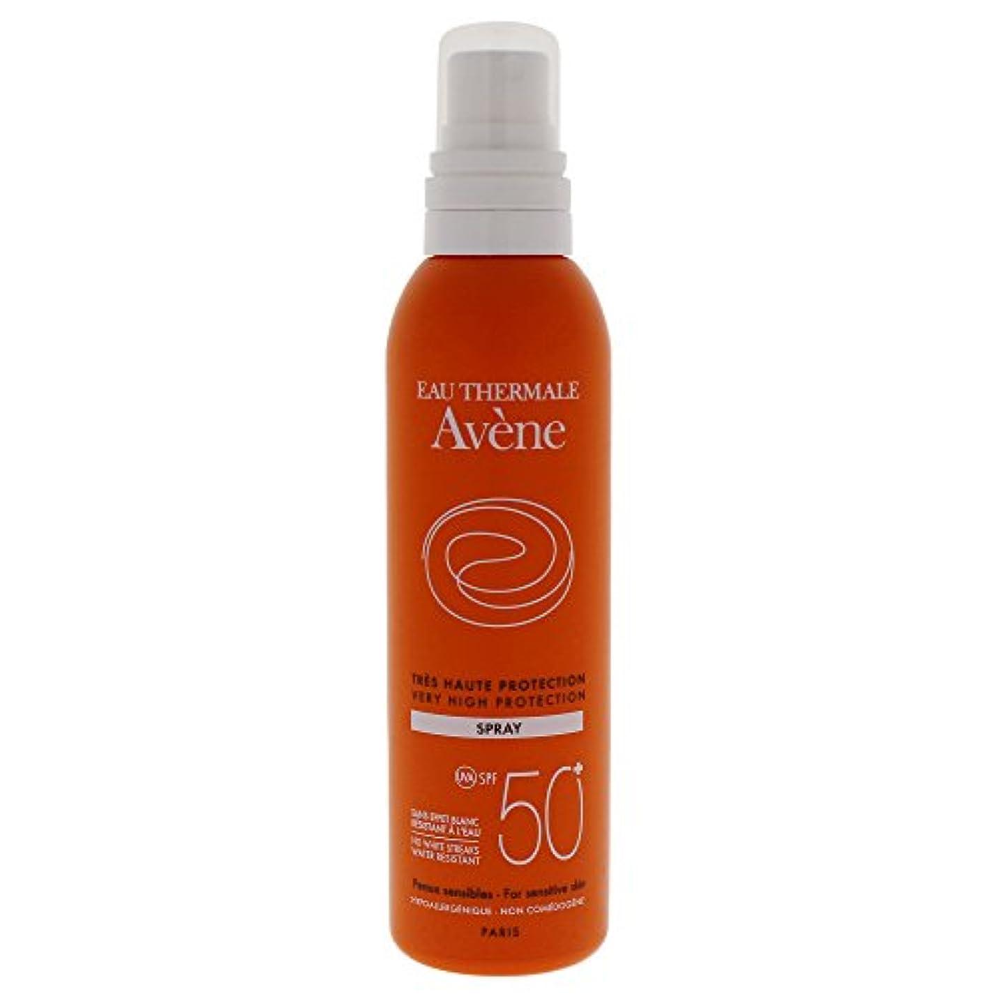 消費するペナルティ脚本家Avene Sunscreen Spray 50+ 200ml