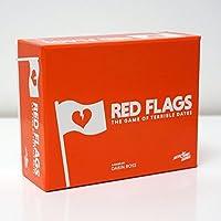 [レッドフラグ]Red Flags : 400Card Main Game [並行輸入品]