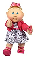 [Cabbageパッチキッズ]Cabbage Patch Kids 14 Kids Blonde Hair/Blue Eye 99401 [並行輸入品]