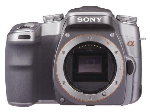ソニー SONY デジタル一眼レフカメラ α100 ボディ単体 シルバー DSLRA100/S