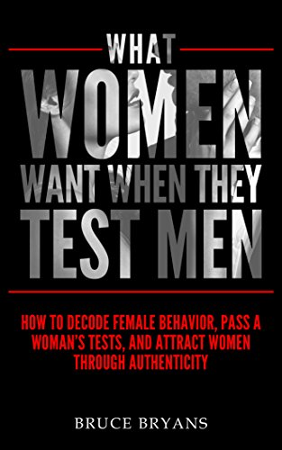 Man or woman test