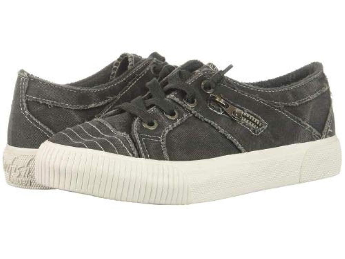 予算告白公園Blowfish(ブローフィッシュ) レディース 女性用 シューズ 靴 スニーカー 運動靴 Crafty - Grey Smoke 16 Oz. Canvas [並行輸入品]
