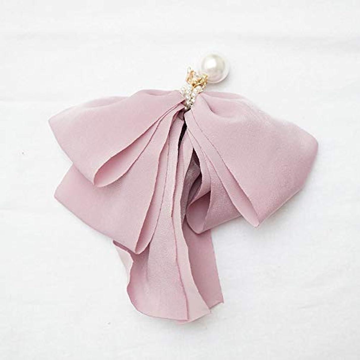 アスレチックコットンいつかHPYOD HOME ファッションロゼットヘアピン便利なヘアクリップ女性結婚式のアクセサリー(パープル)ヘアピン