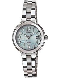 [カシオ]CASIO 腕時計 SHEEN Star Index Series ソーラーウォッチ     SHE-4506SBD-2AJF レディース