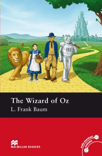 Macmillan Reader Level 4 Wizard of Oz Pre-Intermediateの詳細を見る