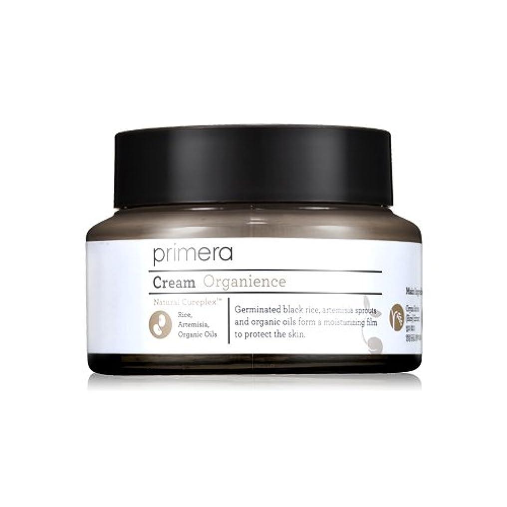 魅惑的なプロフェッショナルタイピストPRIMERA プリメラ オーガニエンス クリーム(Organience Cream)50ml