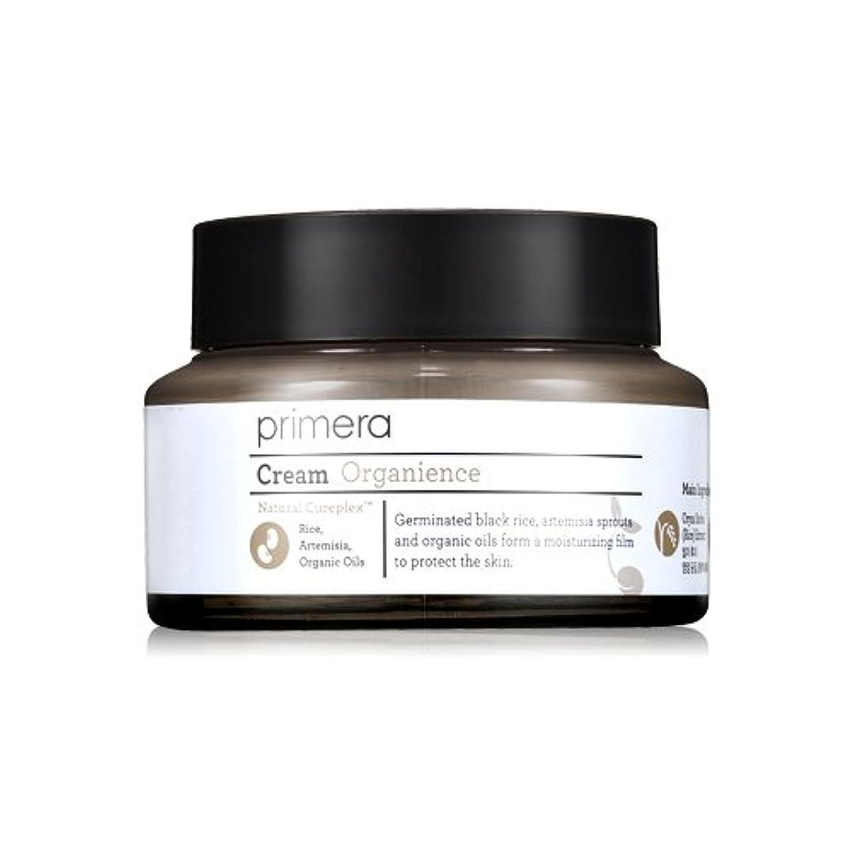 納得させる環境に優しいスキャンダルPRIMERA プリメラ オーガニエンス クリーム(Organience Cream)50ml