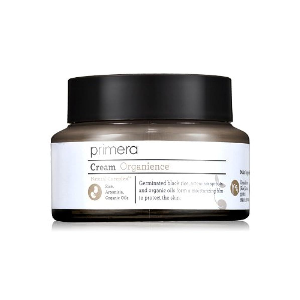 量それによって傾向PRIMERA プリメラ オーガニエンス クリーム(Organience Cream)50ml