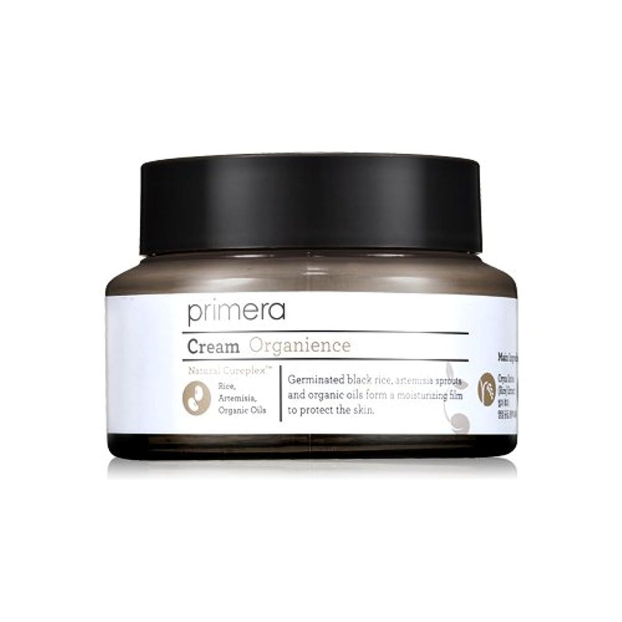 専門化する賄賂反発するPRIMERA プリメラ オーガニエンス クリーム(Organience Cream)50ml