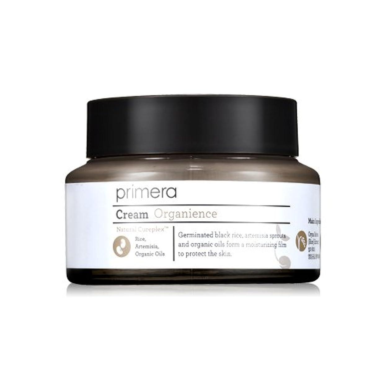 歌うフォーマル洞窟PRIMERA プリメラ オーガニエンス クリーム(Organience Cream)50ml